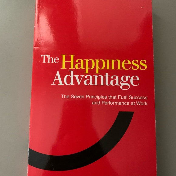 The happiness advantage book.